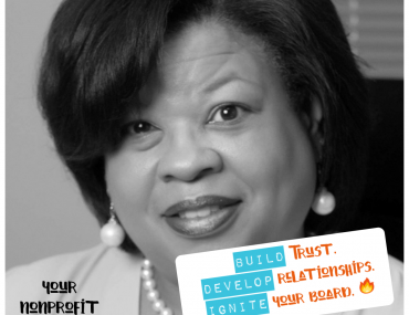 Episode 7 Teri Todd: Build Trust. Develop Relationships. Ignite Your Board.