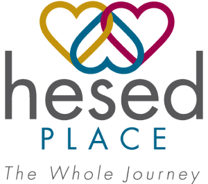 Hesed Place: The Whole Journey (logo)
