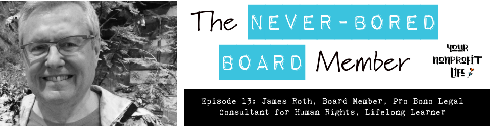 The Never-Bored Board Member